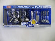 16PC COOKWARE SET