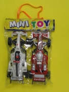 2/PC MIN RACING CAR