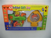 2PC RATTLE SET