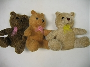 PLUSH ASST TEDDIES