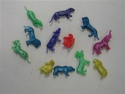 PLASTIC ASST ANIMALS (S)